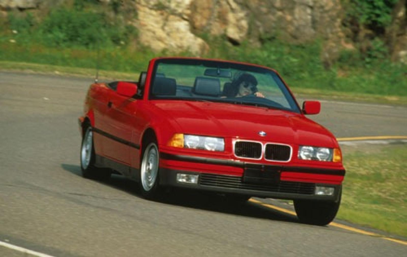 BMW Series Information And Photos ZombieDrive - 1997 bmw 328i convertible