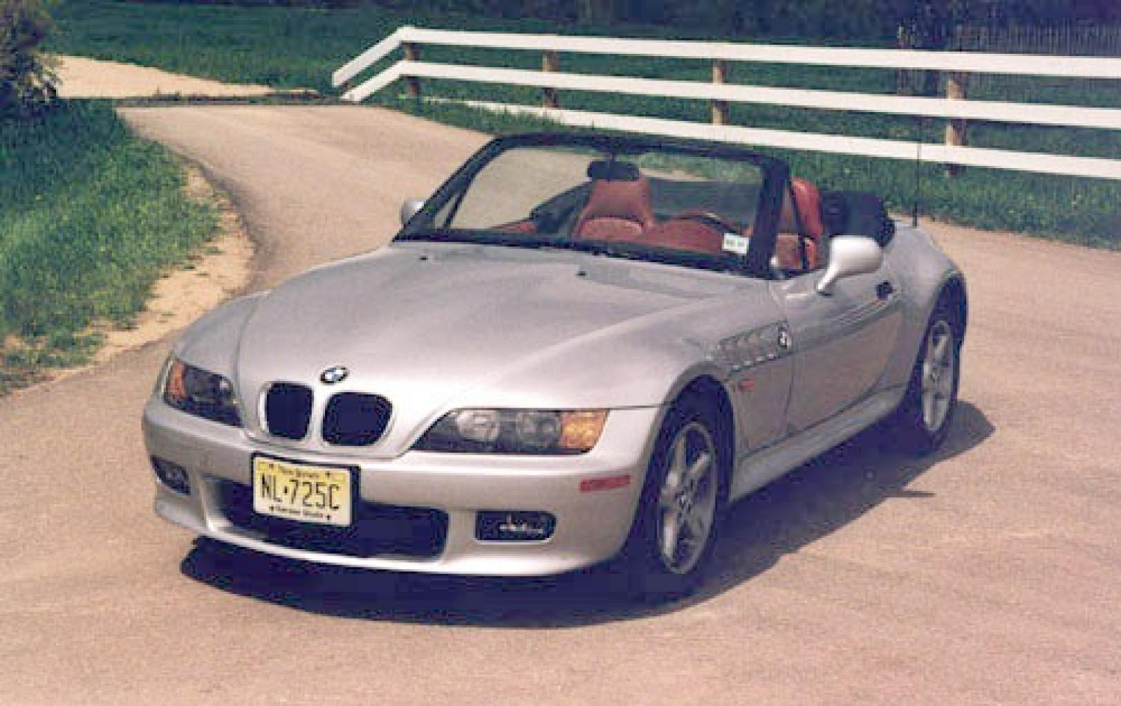 1997 Bmw Z3 Information And Photos Zombiedrive