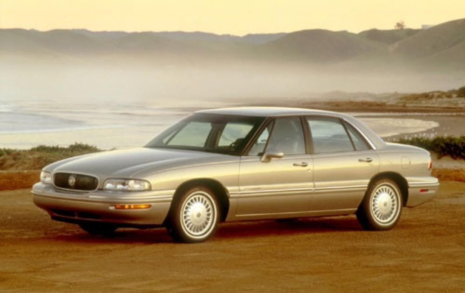 1997 buick lesabre information and photos zombiedrive. Black Bedroom Furniture Sets. Home Design Ideas