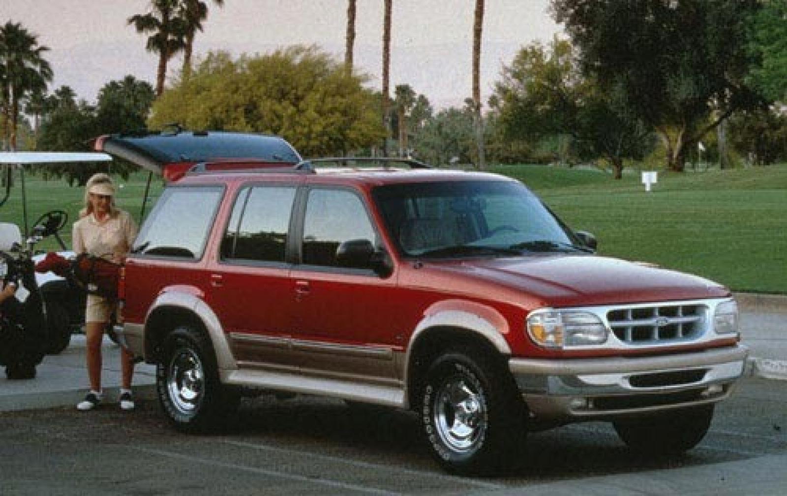 1997 ford explorer 1