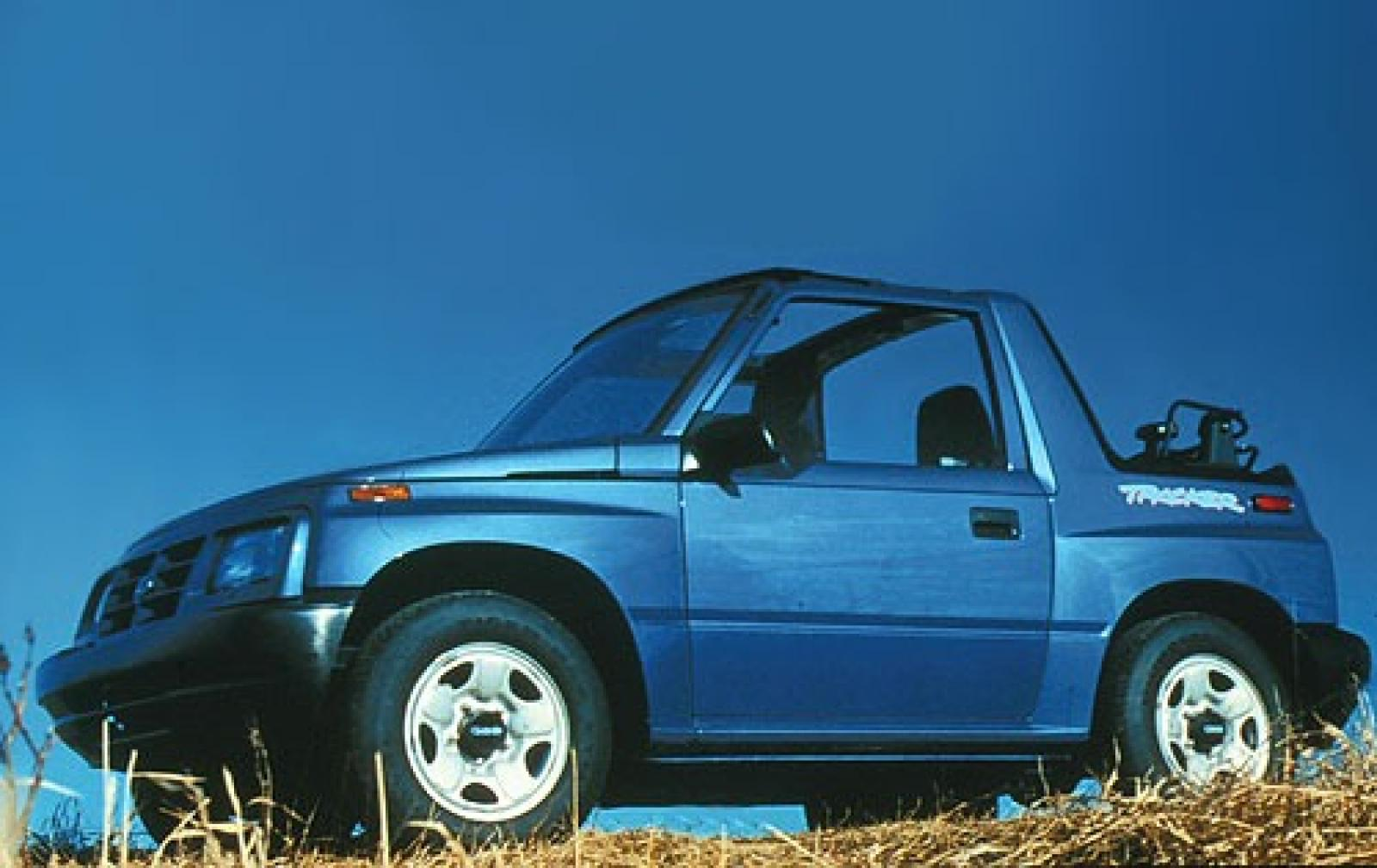 All Types geo tracker specs : All Chevy » 1998 Chevy Tracker Reviews - Old Chevy Photos ...