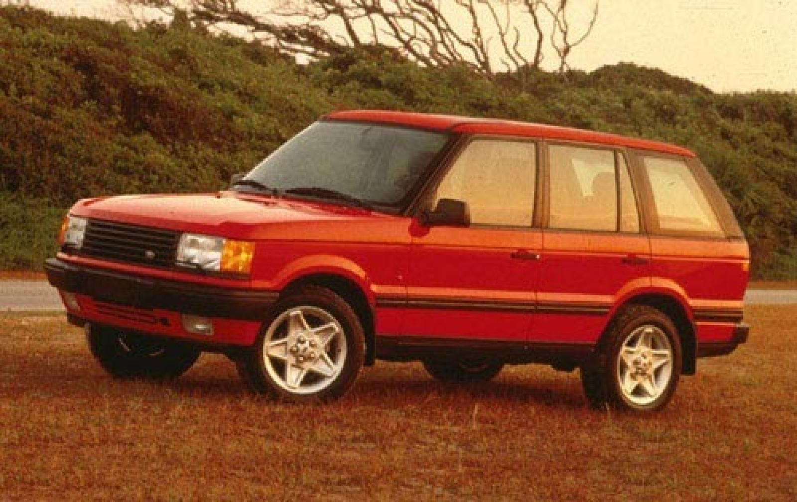 Whiteoutlac 1997 land rover range rover46 hse sport utility 4d