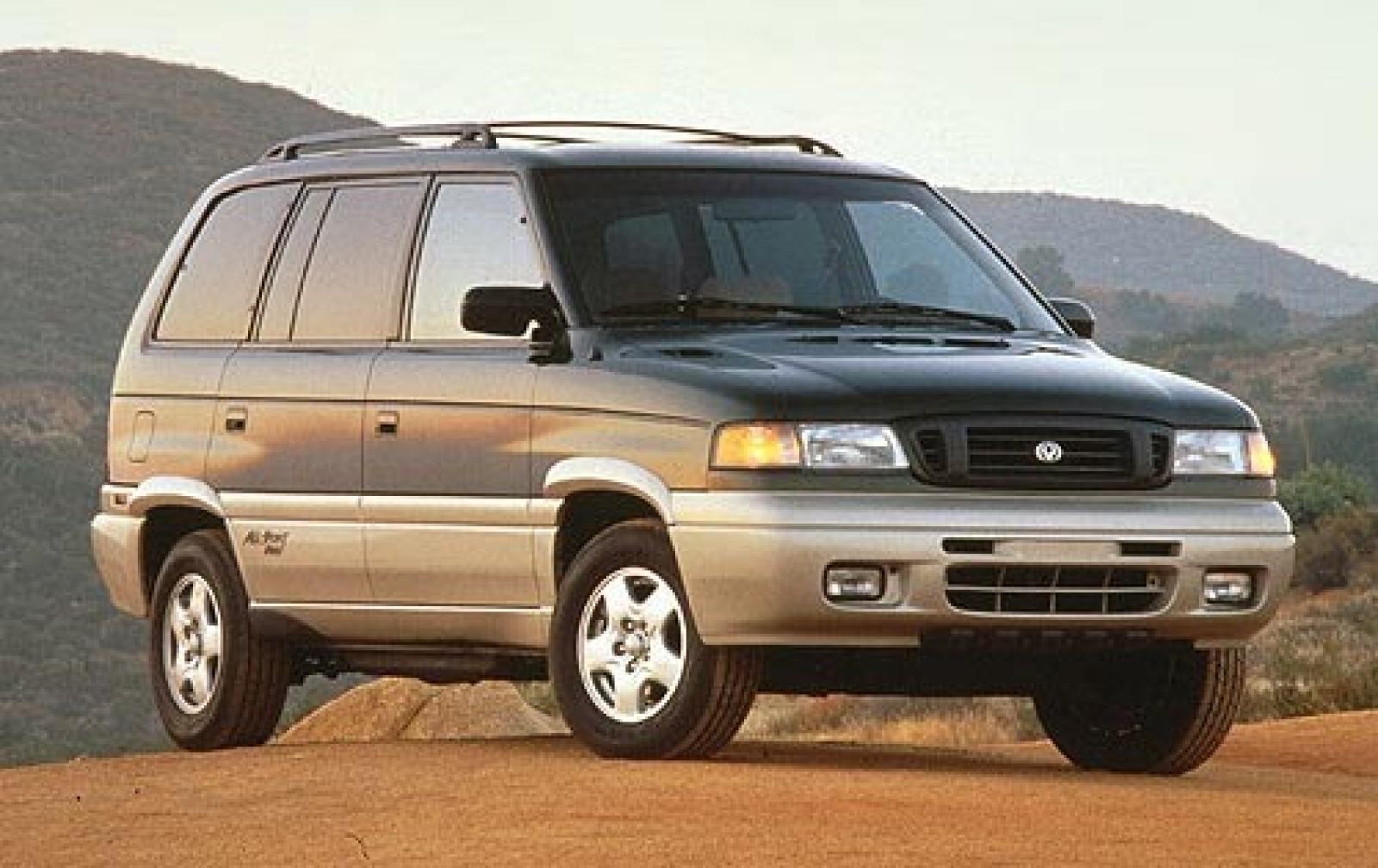 800 1024 1280 1600 origin 1998 Mazda MPV ...