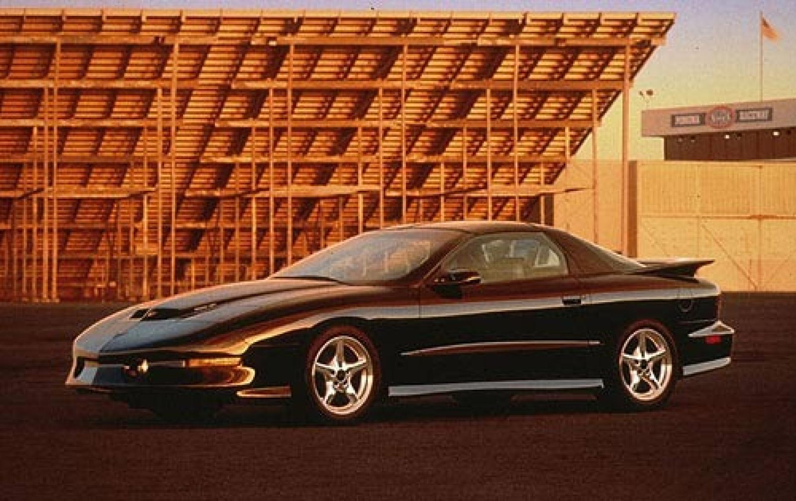 1997 pontiac firebird trans am specs