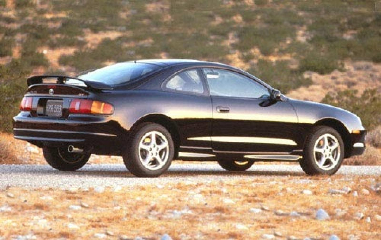 1999 toyota celica information and photos zombiedrive. Black Bedroom Furniture Sets. Home Design Ideas