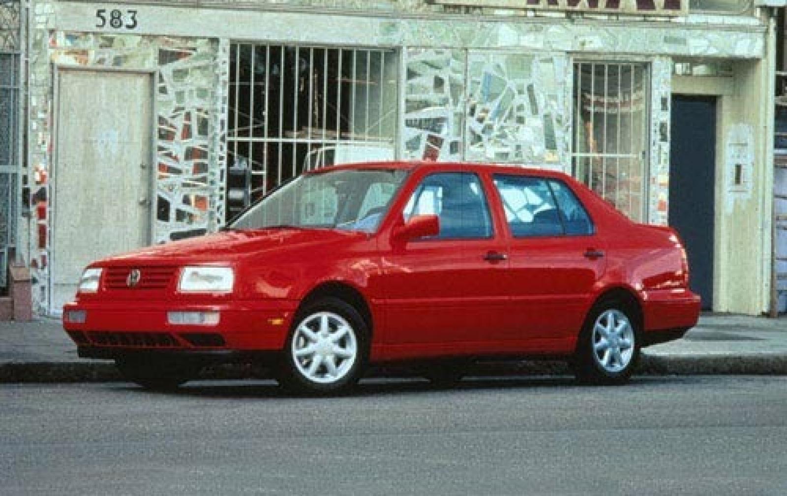 1997 Volkswagen Jetta - Information and photos - ZombieDrive