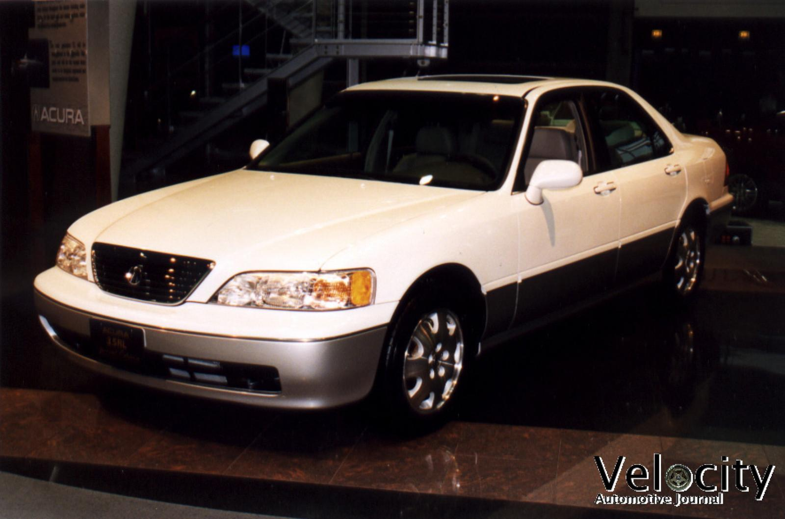 1998 acura rl - information and photos