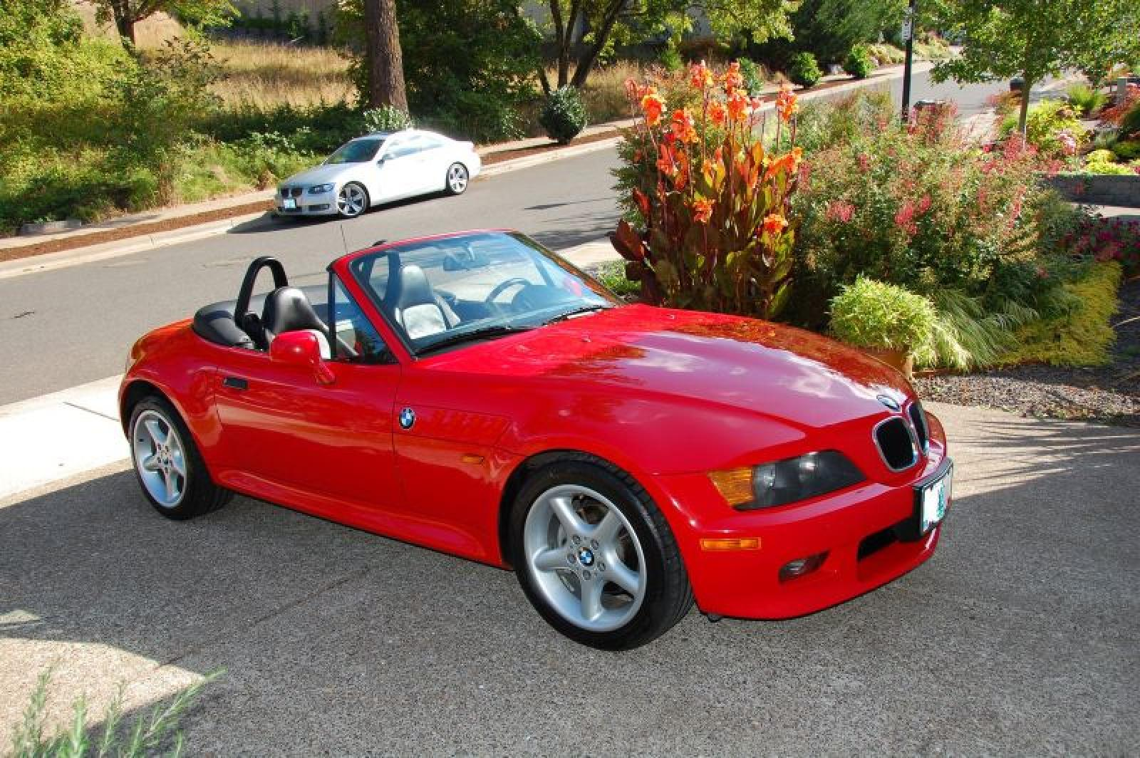 1998 Bmw Z3 Information And Photos Zomb Drive