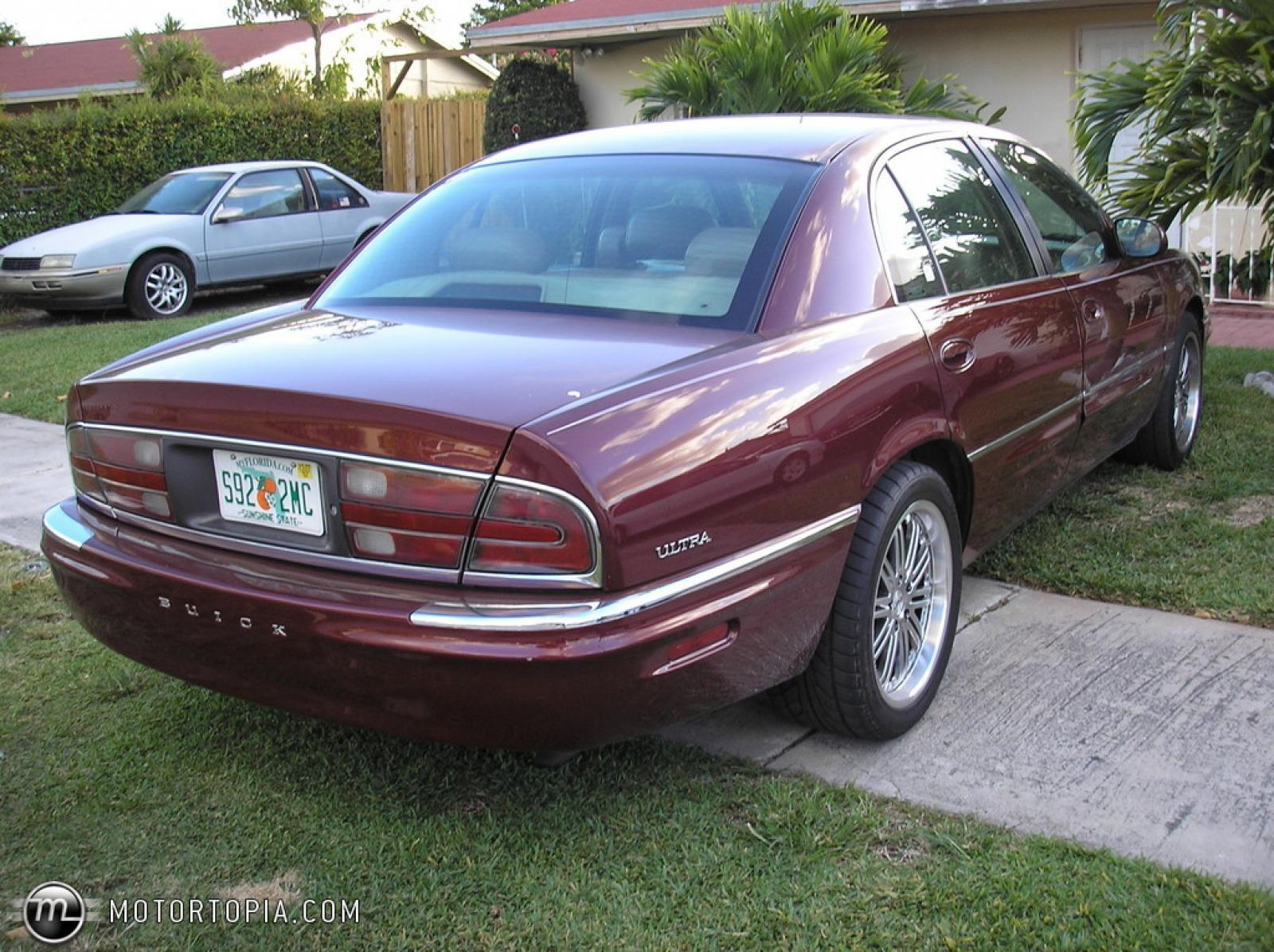 1998 Buick Park Avenue Information And Photos Zomb Drive