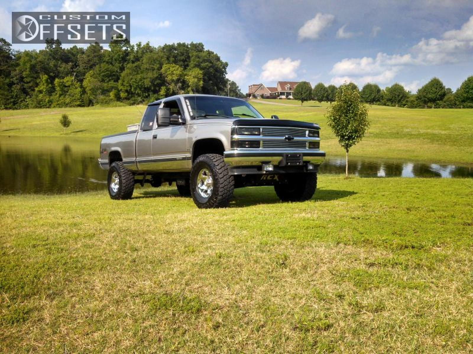 1998 Chevrolet C K 1500 Series Information And Photos Zombiedrive 1961 Chevy Truck Lifted 800 1024 1280 1600 Origin