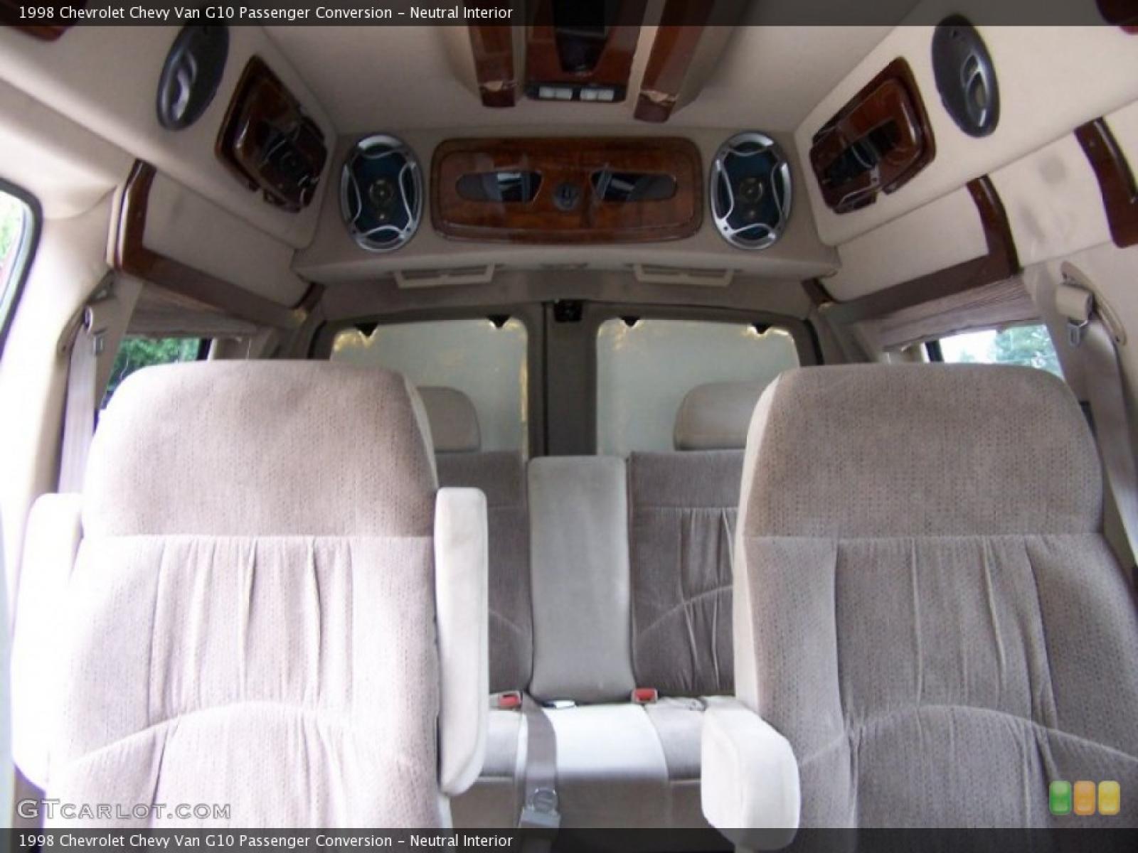 1998 Chevrolet Chevy Van 10