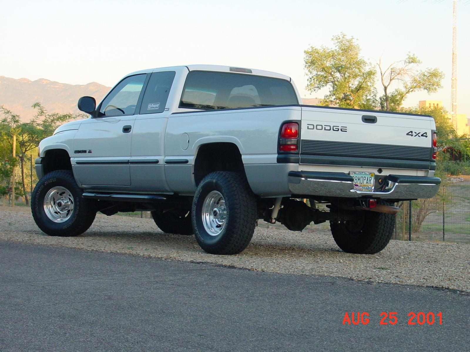 1998 dodge pick up