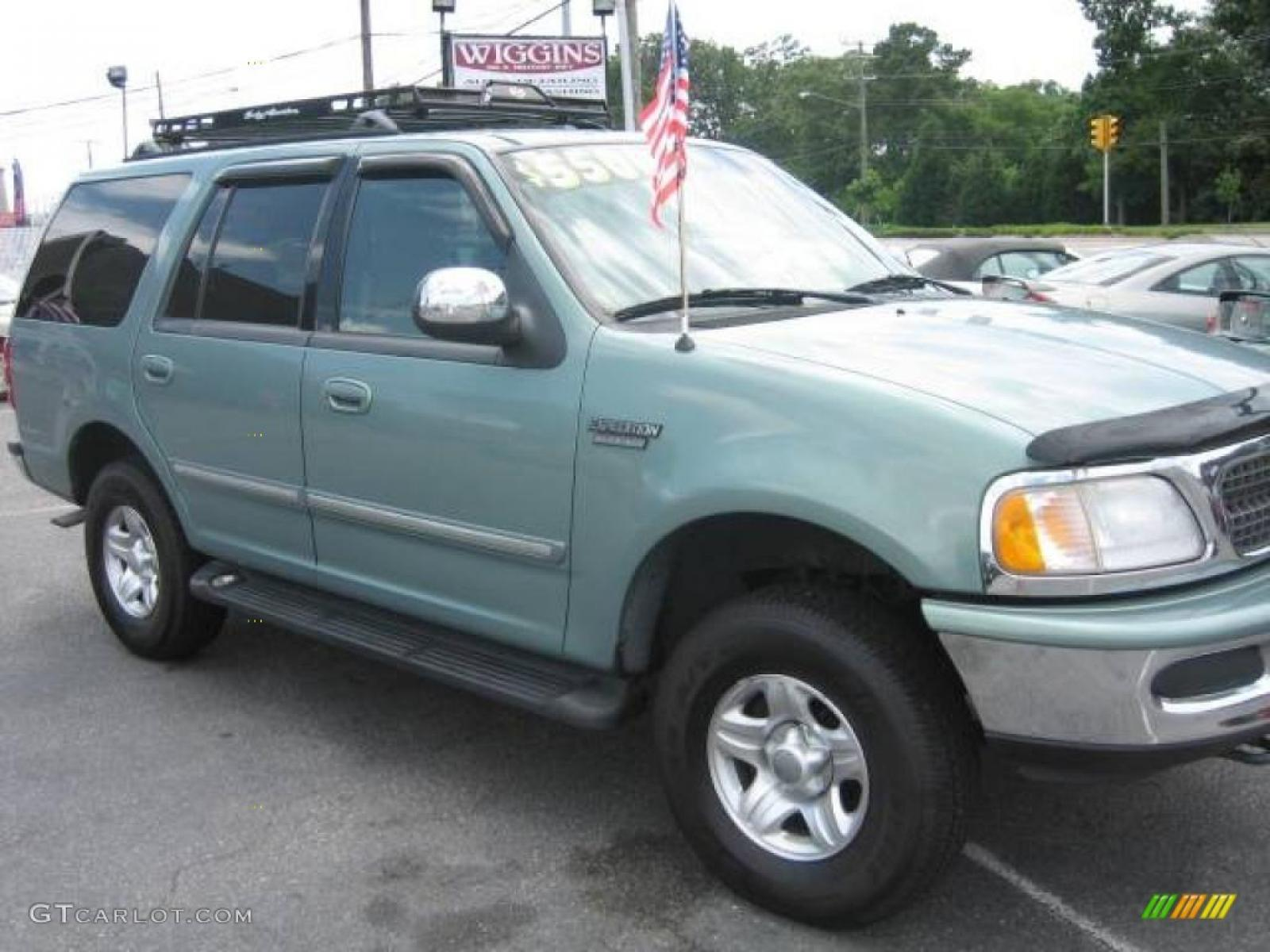 1998 Ford Expedition Information And Photos Zomb Drive