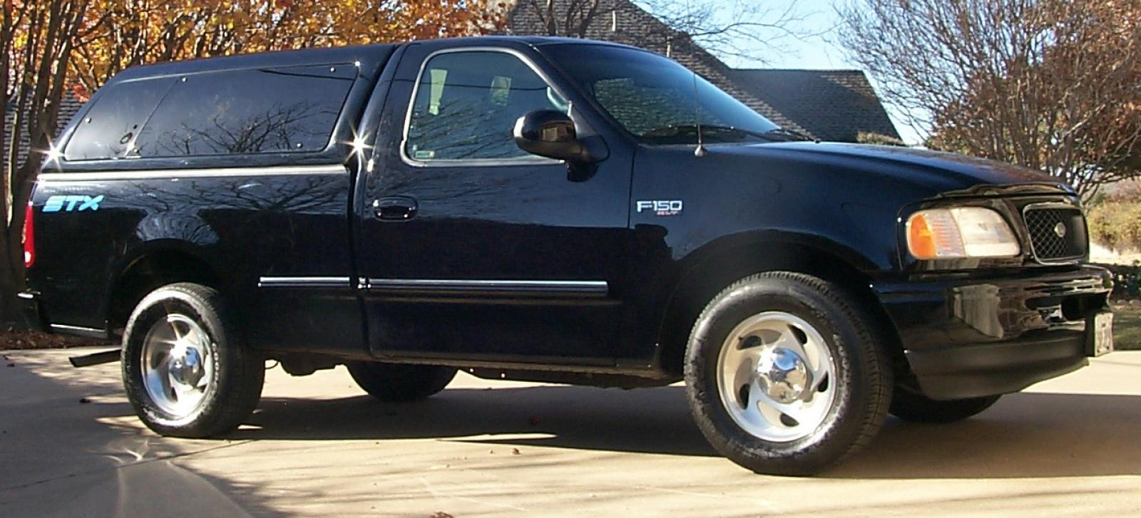 1998 Ford F-150 - Information And Photos