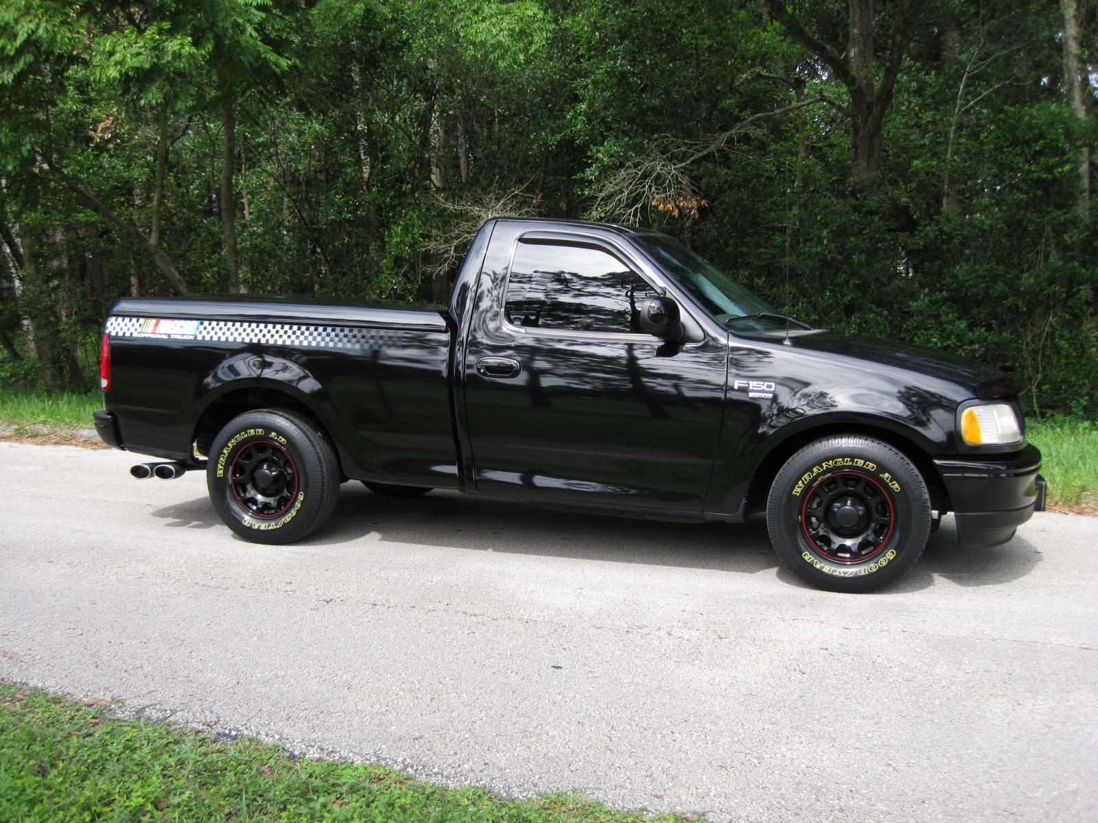 1998 Ford F 150 Information And Photos Zombiedrive