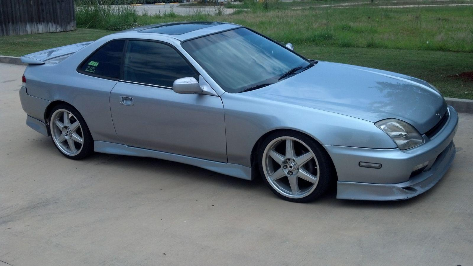 1998 Honda Prelude - Information And Photos