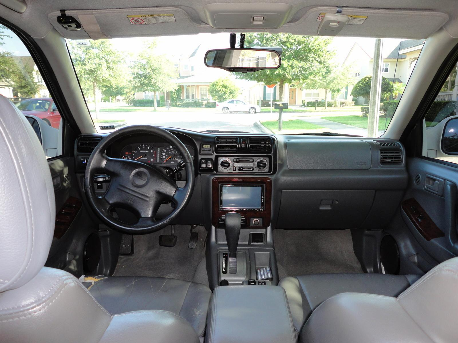 1998 isuzu rodeo information and photos zombiedrive
