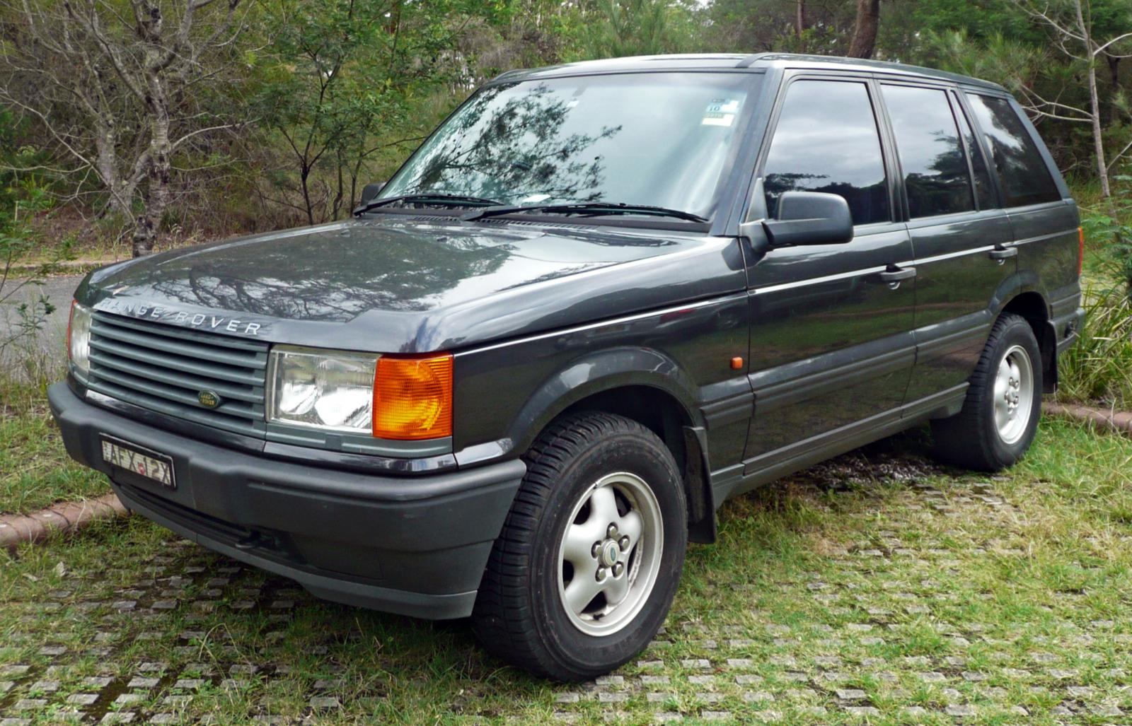 1998 Land Rover Discovery 50th Anniversary - 4dr SUV 4.0L ... |Red 1998 Land Rover