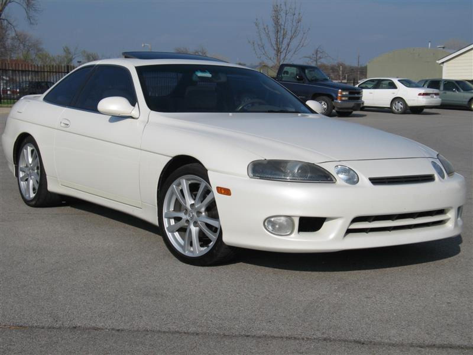 1998 Lexus Sc 400 Information And Photos Zombiedrive