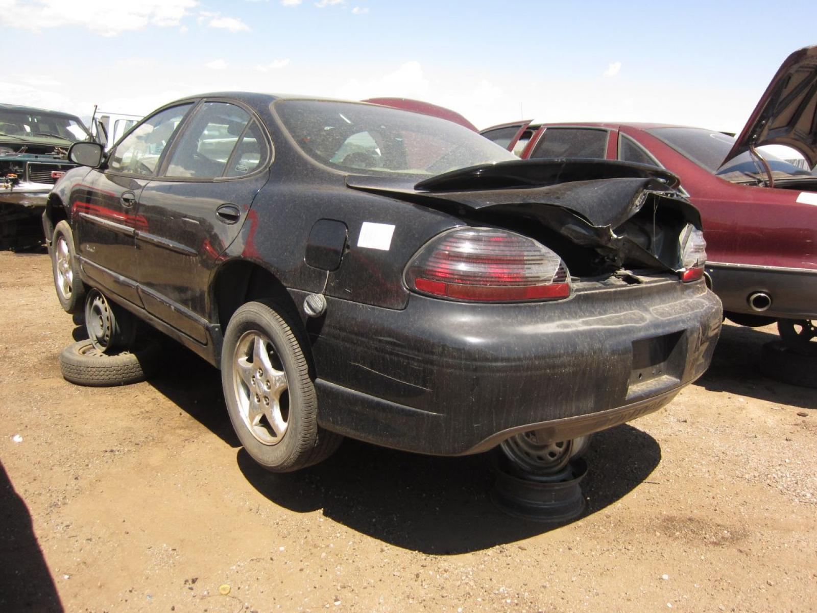 1998 Pontiac Grand Prix Information And Photos Zombiedrive Am 800 1024 1280 1600 Origin