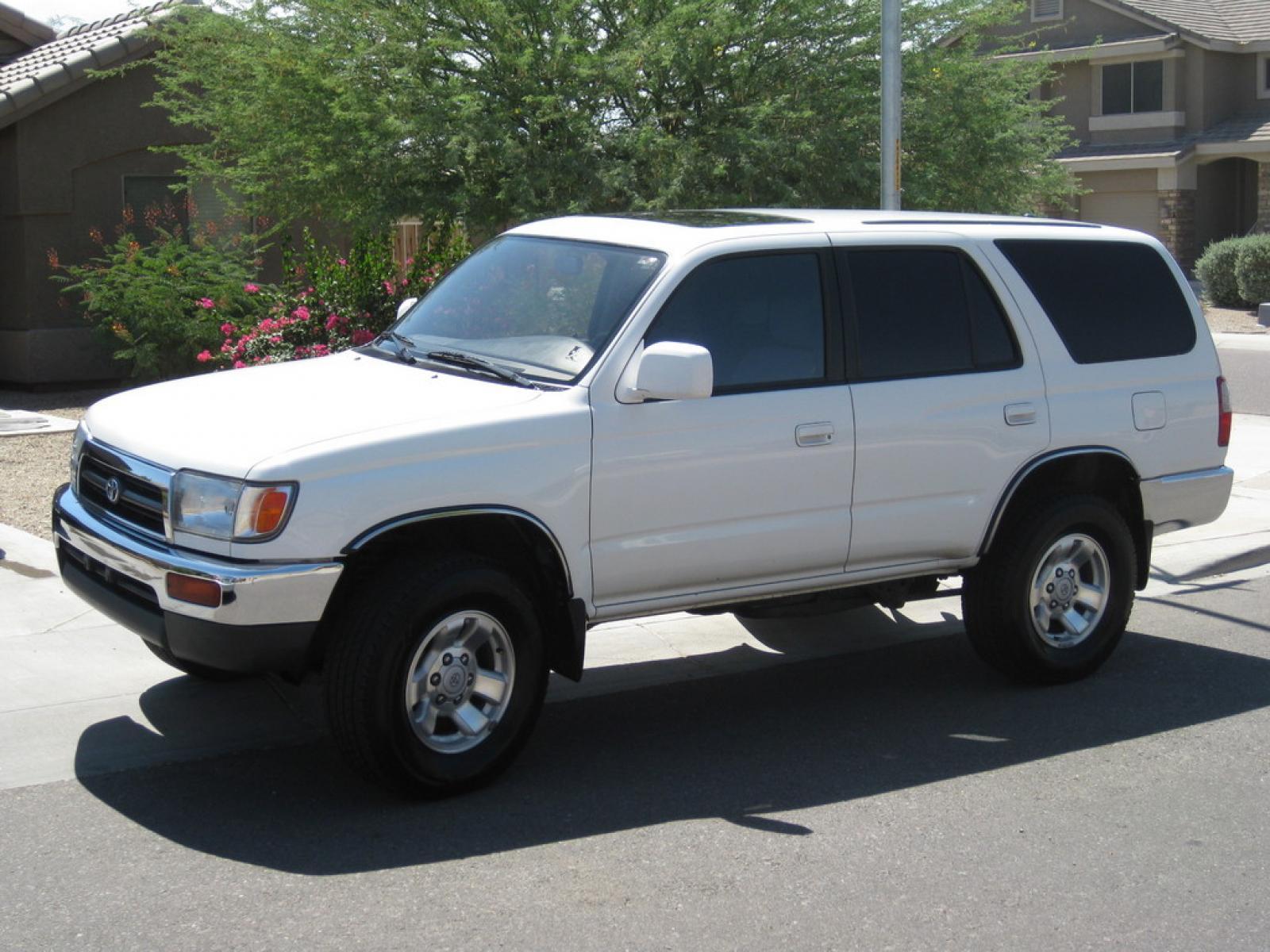 1998 Toyota 4Runner #12 Toyota 4Runner #12 800 1024 1280 1600 origin ...