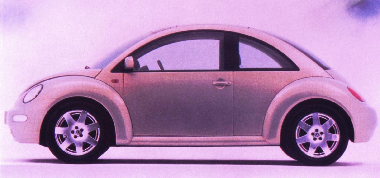 1998 volkswagen new beetle information and photos zombiedrive. Black Bedroom Furniture Sets. Home Design Ideas