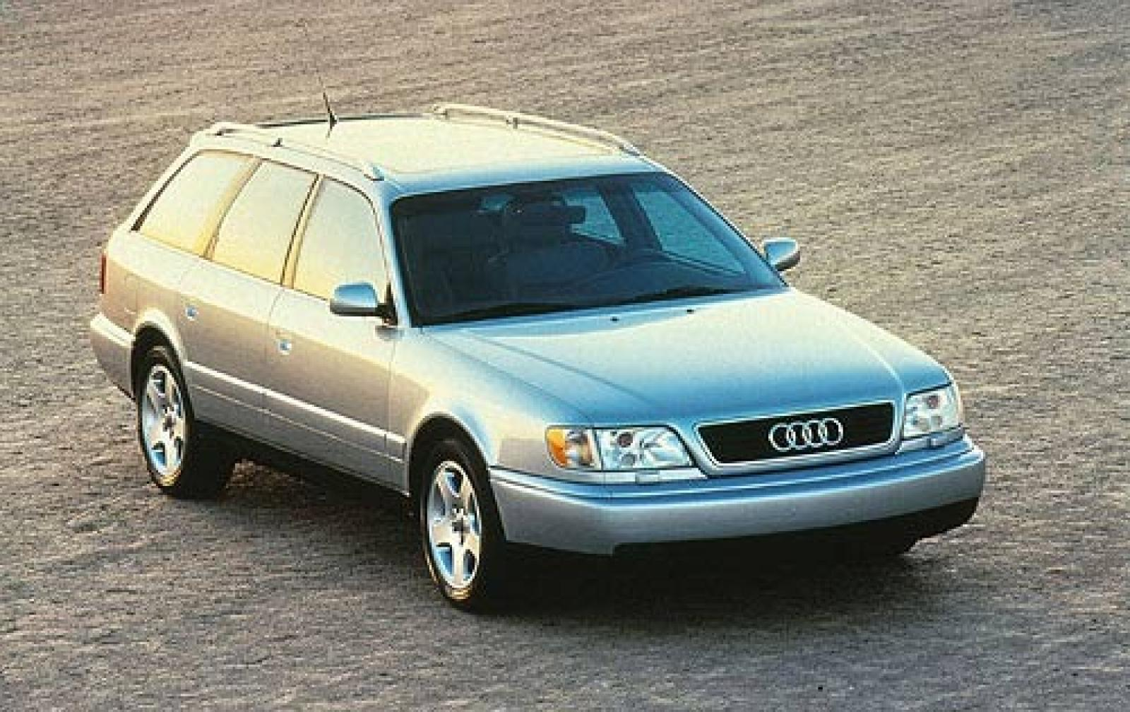 1998 audi a6 - information and photos - zombiedrive
