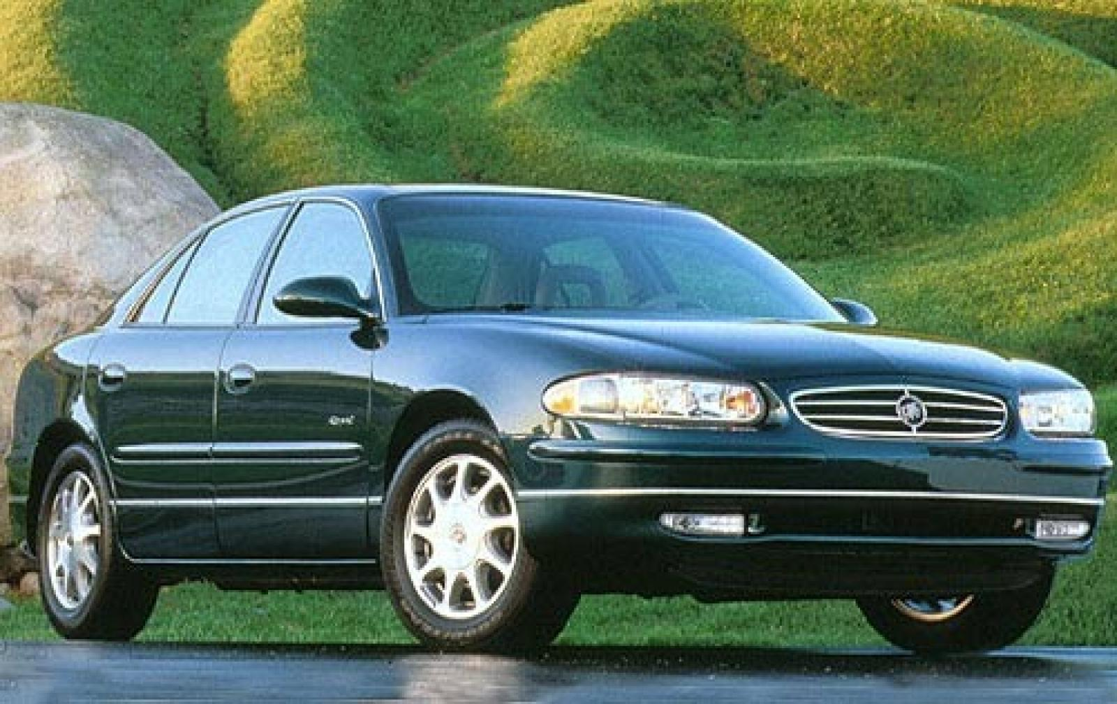 1998 buick regal information and photos zombiedrive buick gallery publicscrutiny Choice Image