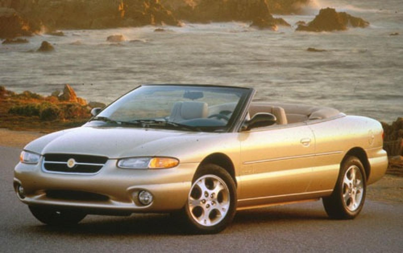 1998 chrysler sebring information and photos zombiedrive. Black Bedroom Furniture Sets. Home Design Ideas