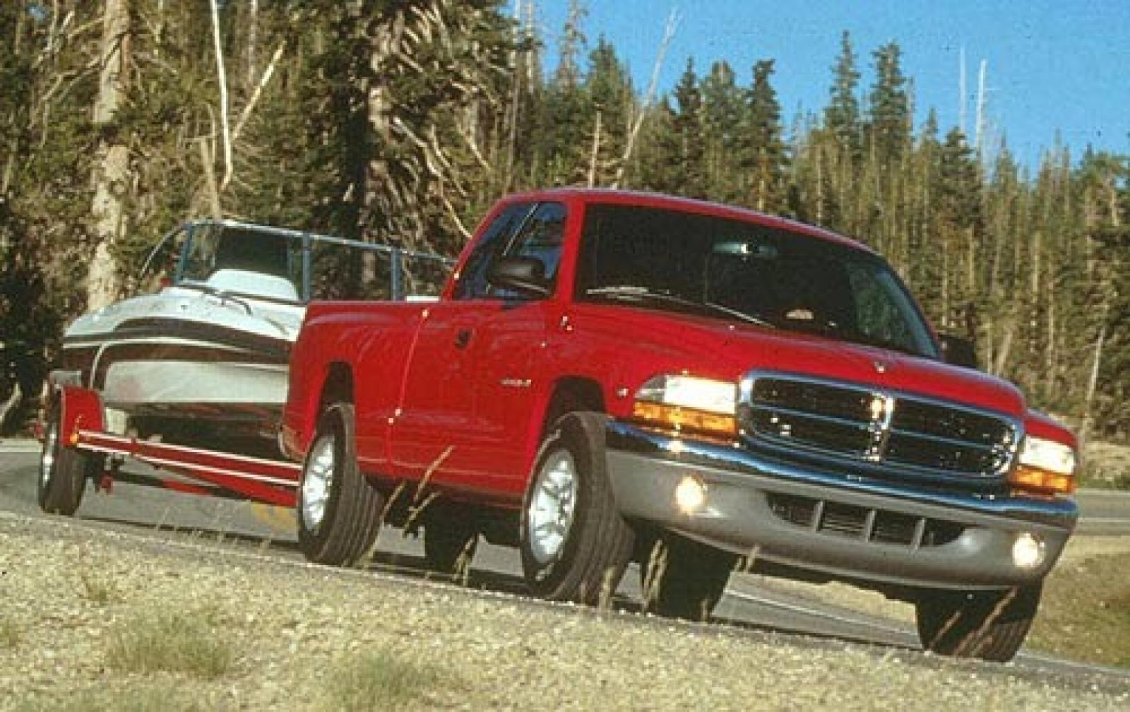 1998 Dodge Dakota Information And Photos Zomb Drive