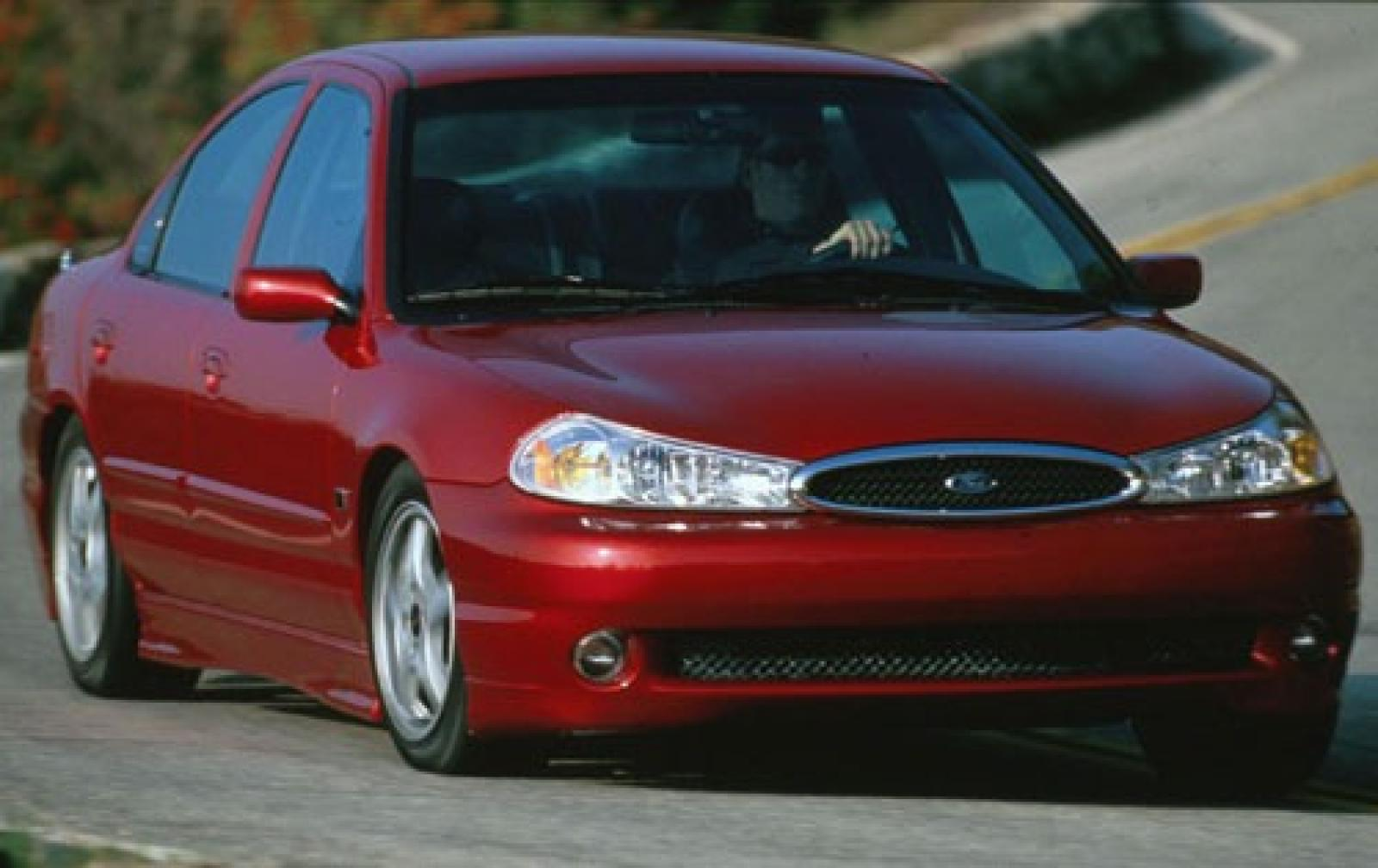 1999 Ford Contour SVT - Information and photos - ZombieDrive