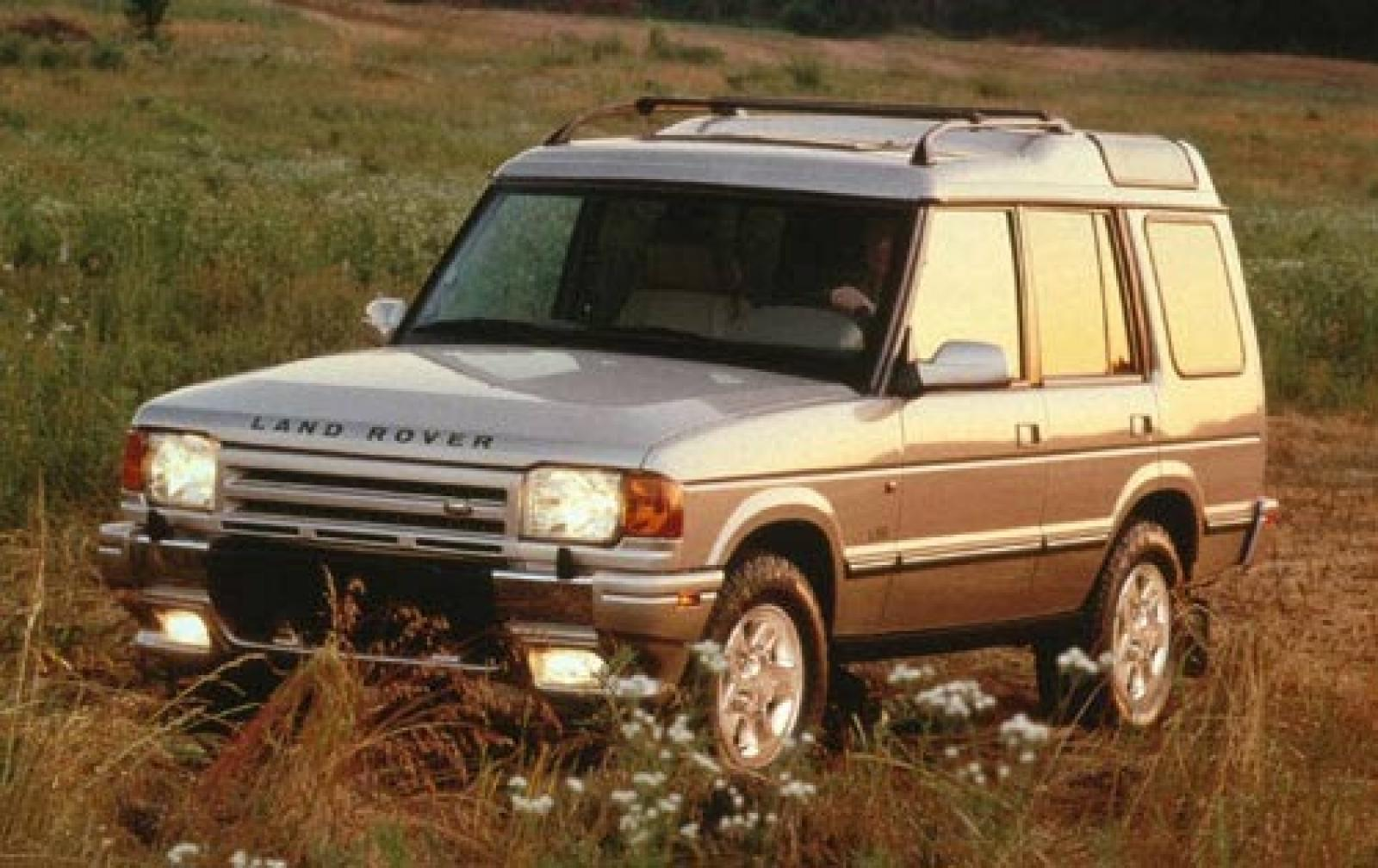 1998 land rover discovery information and photos zombiedrive. Black Bedroom Furniture Sets. Home Design Ideas