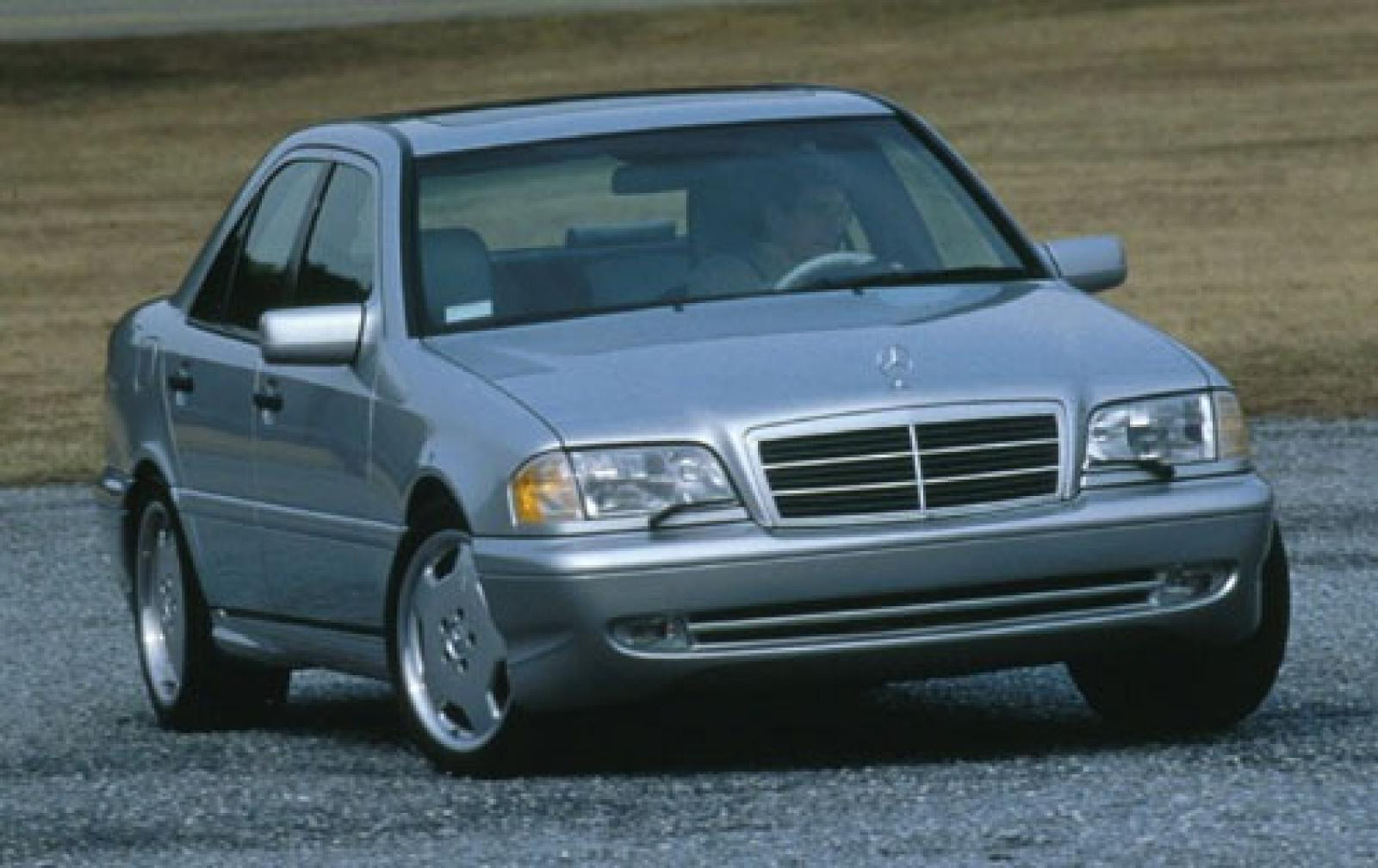 2000 Mercedes Benz C Class Information And Photos
