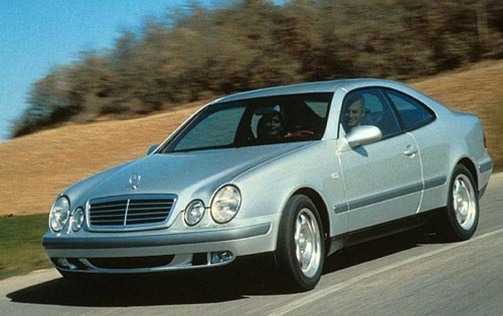 1998 mercedes benz clk class information and photos for Mercedes benz s class 1998