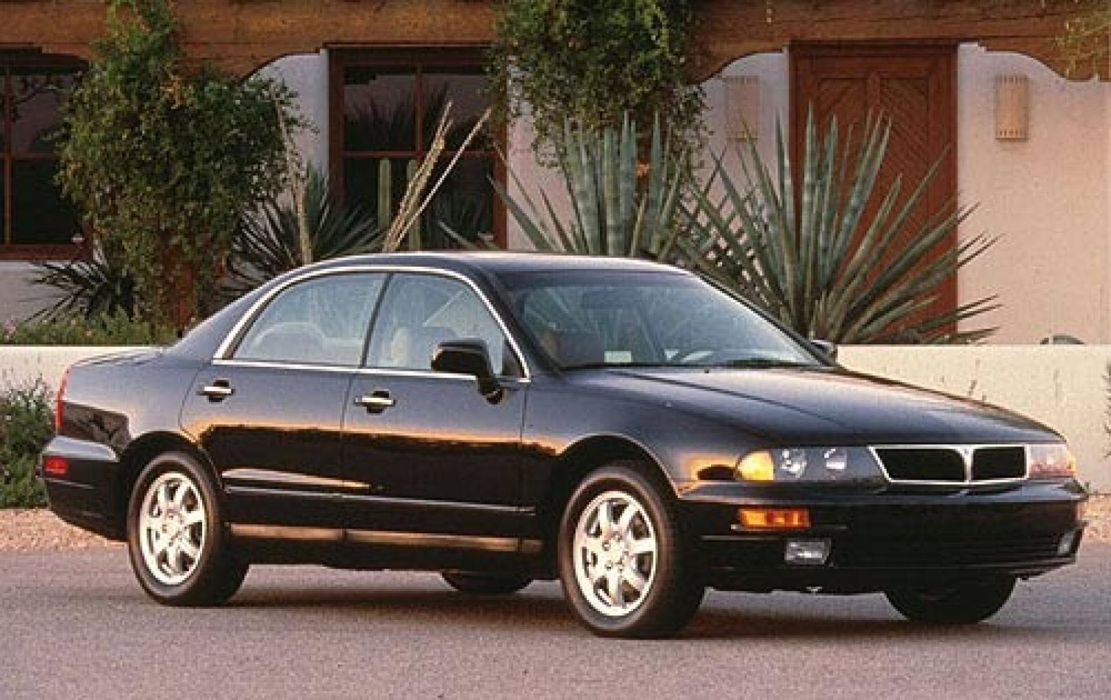 1998 Mitsubishi Diamante #1 800 1024 1280 1600 origin