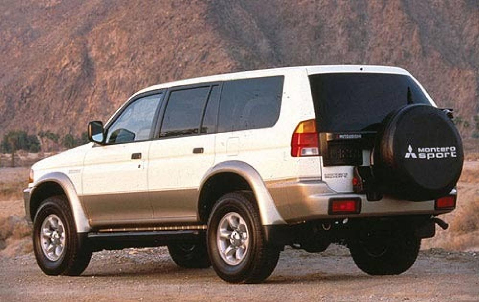 1999 mitsubishi montero sport 7 1998 mitsubishi montero s exterior 7 800 1024 1280 1600 origin