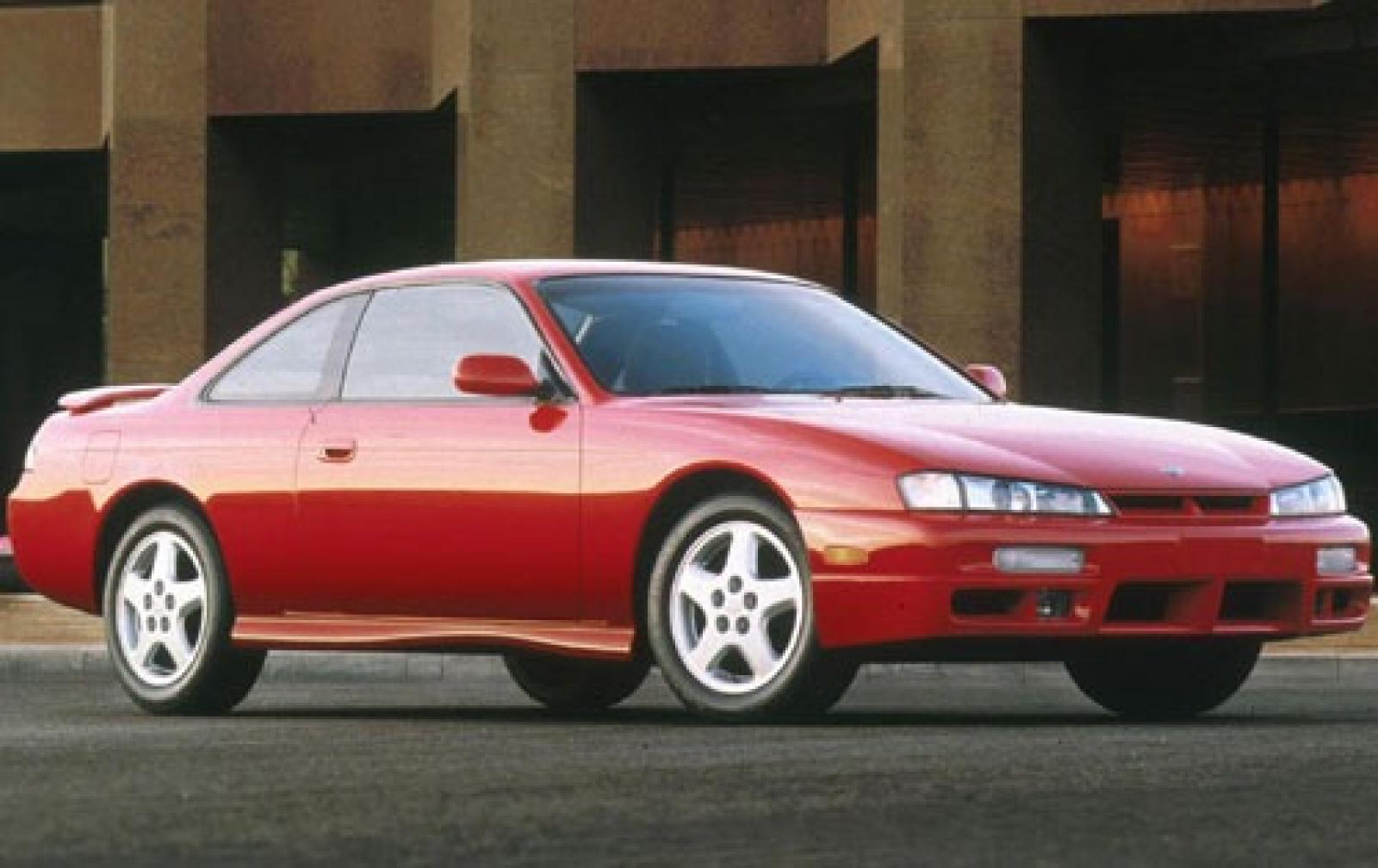 1998 Nissan 240sx Information And Photos Zombiedrive