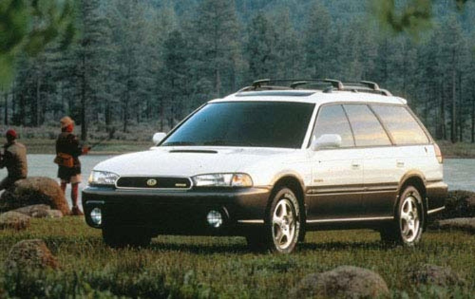 1998 Subaru Legacy Information And Photos Zombiedrive Outback Limited 800 1024 1280 1600 Origin