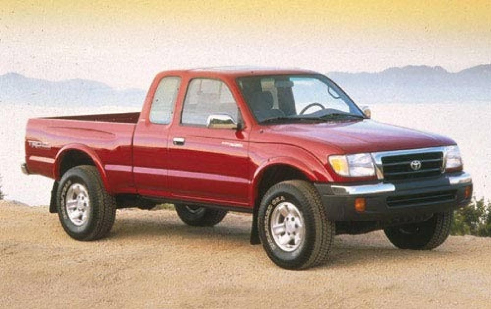 1999 toyota tacoma information and photos zombiedrive. Black Bedroom Furniture Sets. Home Design Ideas
