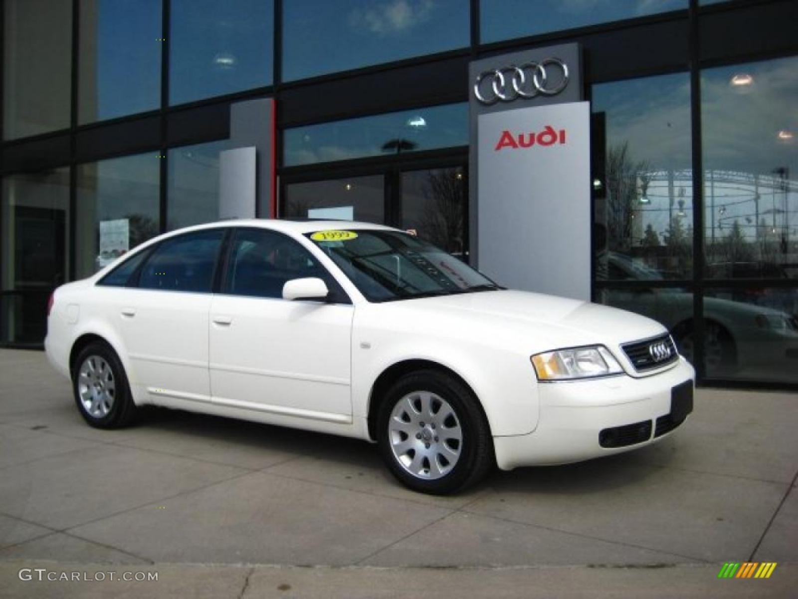 800 1024 1280 1600 origin 1999 Audi A6 ...