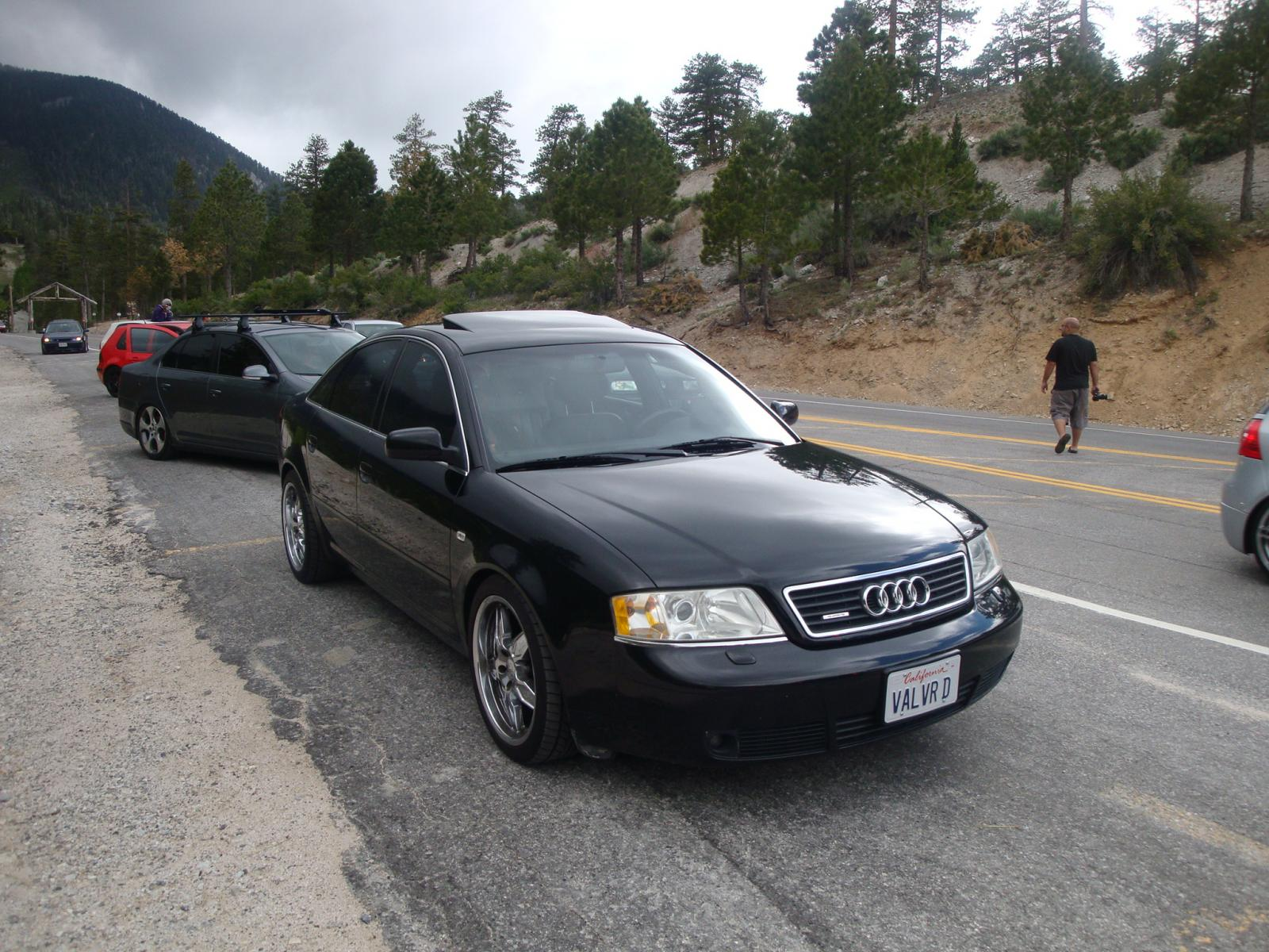 1999 Audi A6 - Information And Photos