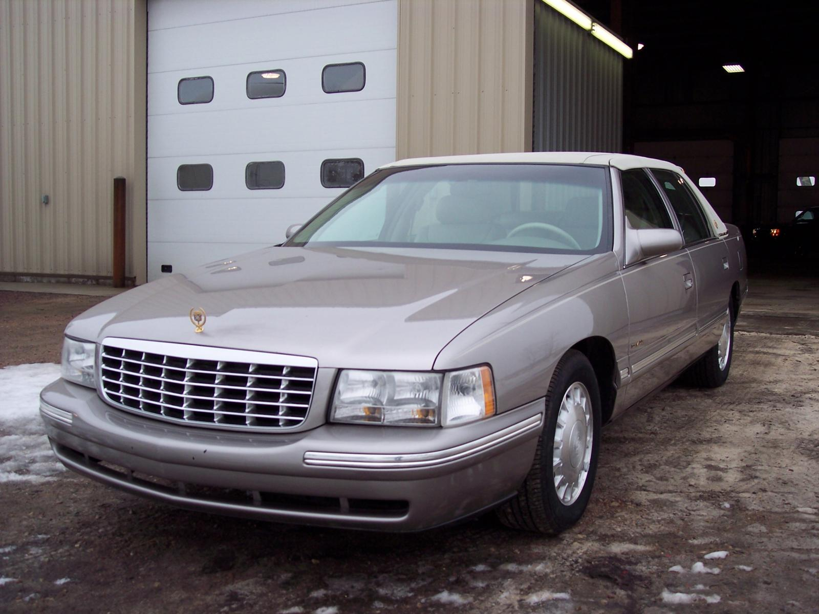 1999 cadillac deville information and photos zombiedrive. Cars Review. Best American Auto & Cars Review
