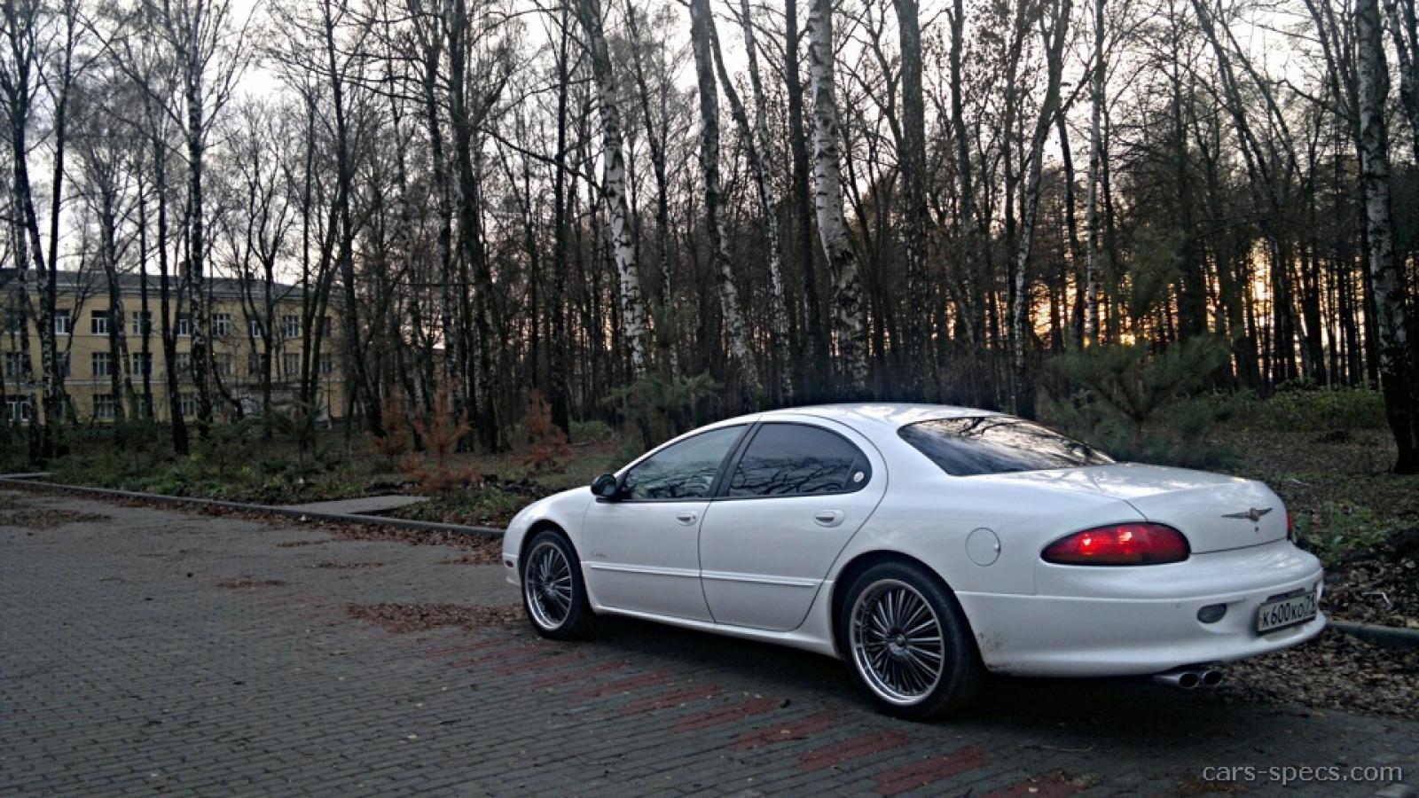 800 1024 1280 1600 origin 1999 Chrysler LHS ...