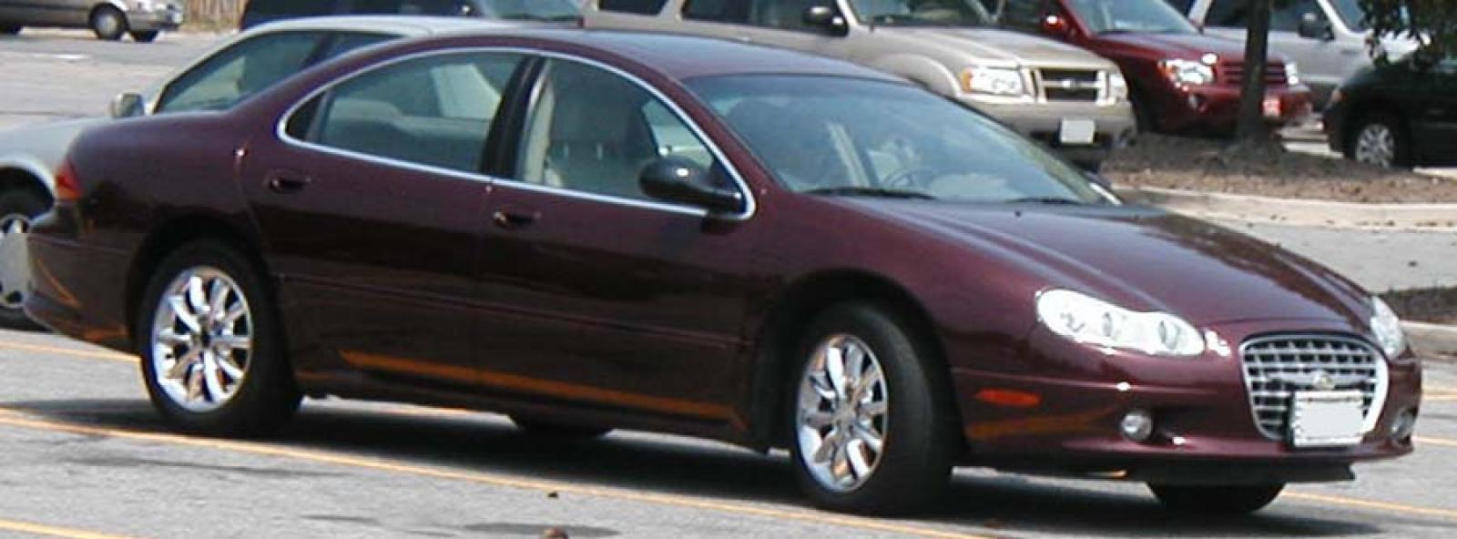 1999 Chrysler LHS #4