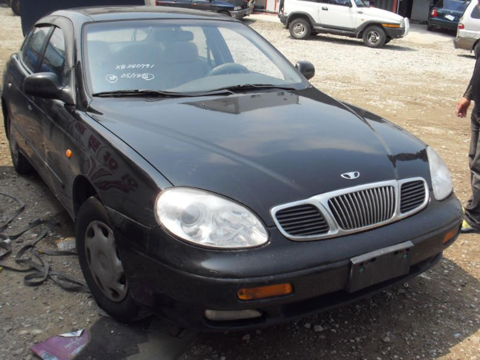 1999 Daewoo Leganza - Information and photos - ZombieDrive