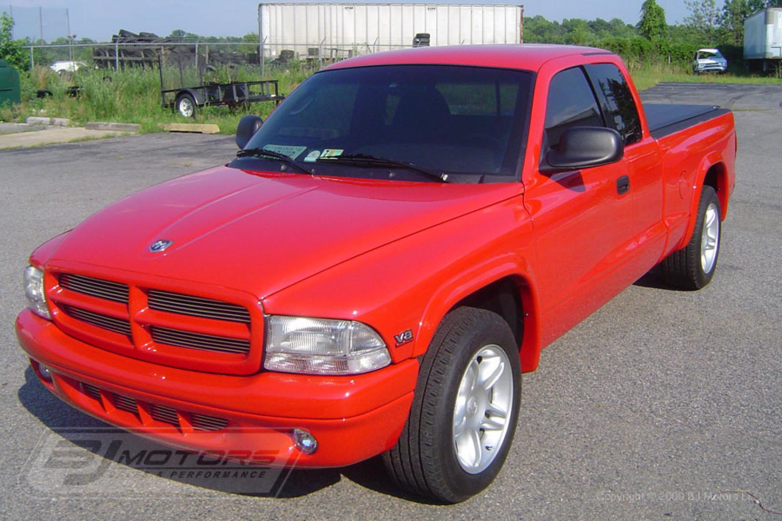 1999 Dodge Dakota Information And Photos Zomb Drive