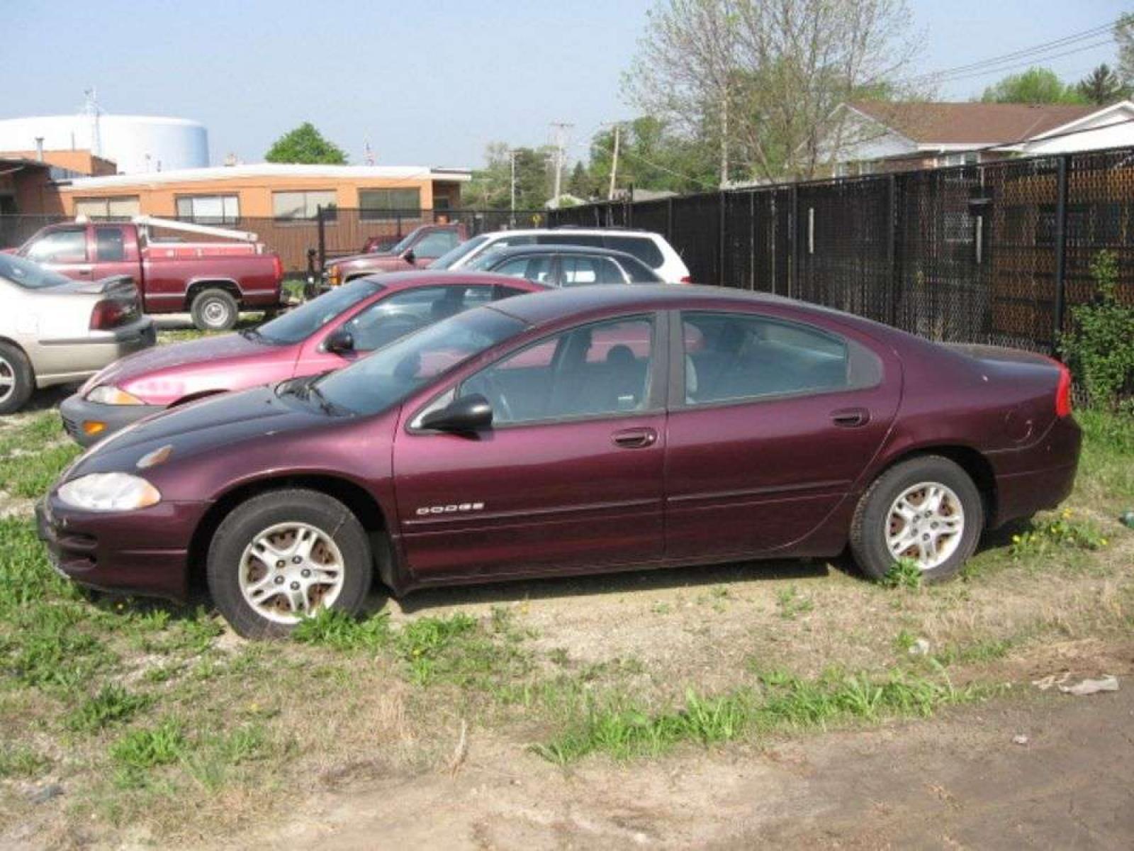800 1024 1280 1600 Origin 1999 Dodge Intrepid
