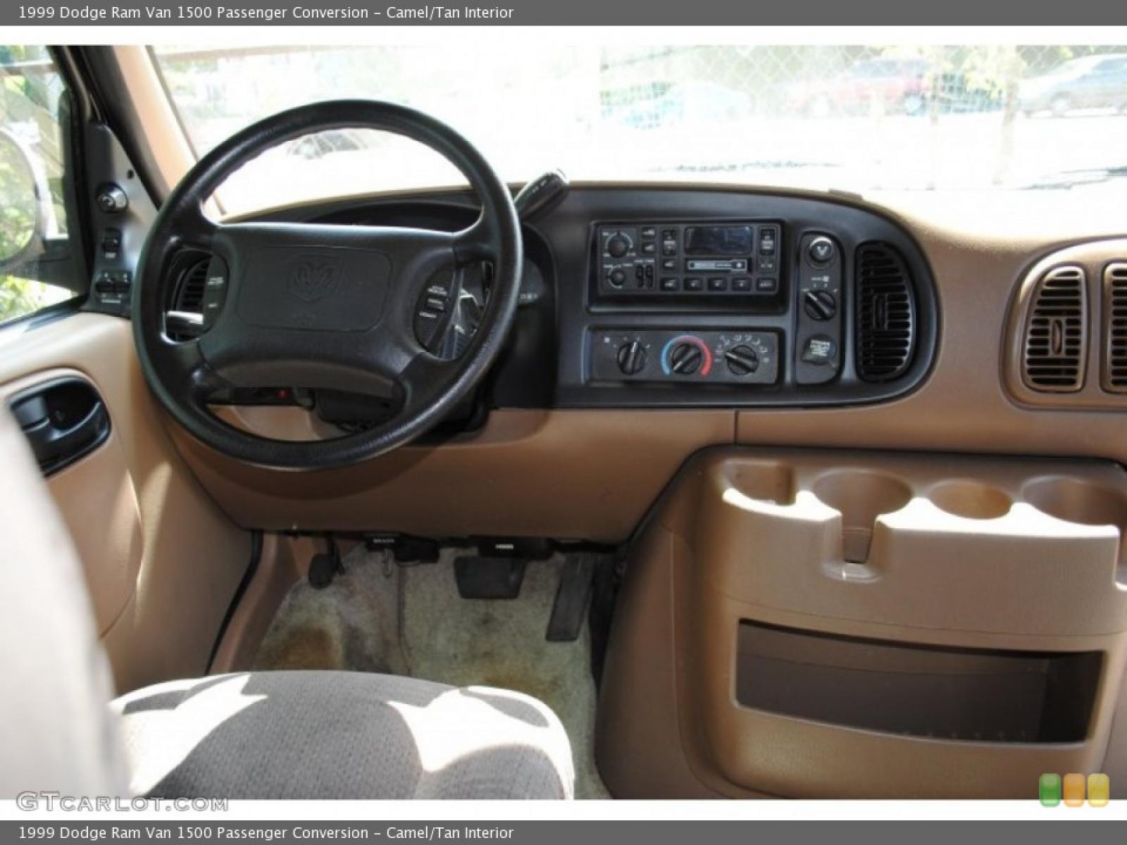 800 1024 1280 1600 Origin 1999 Dodge Ram Van