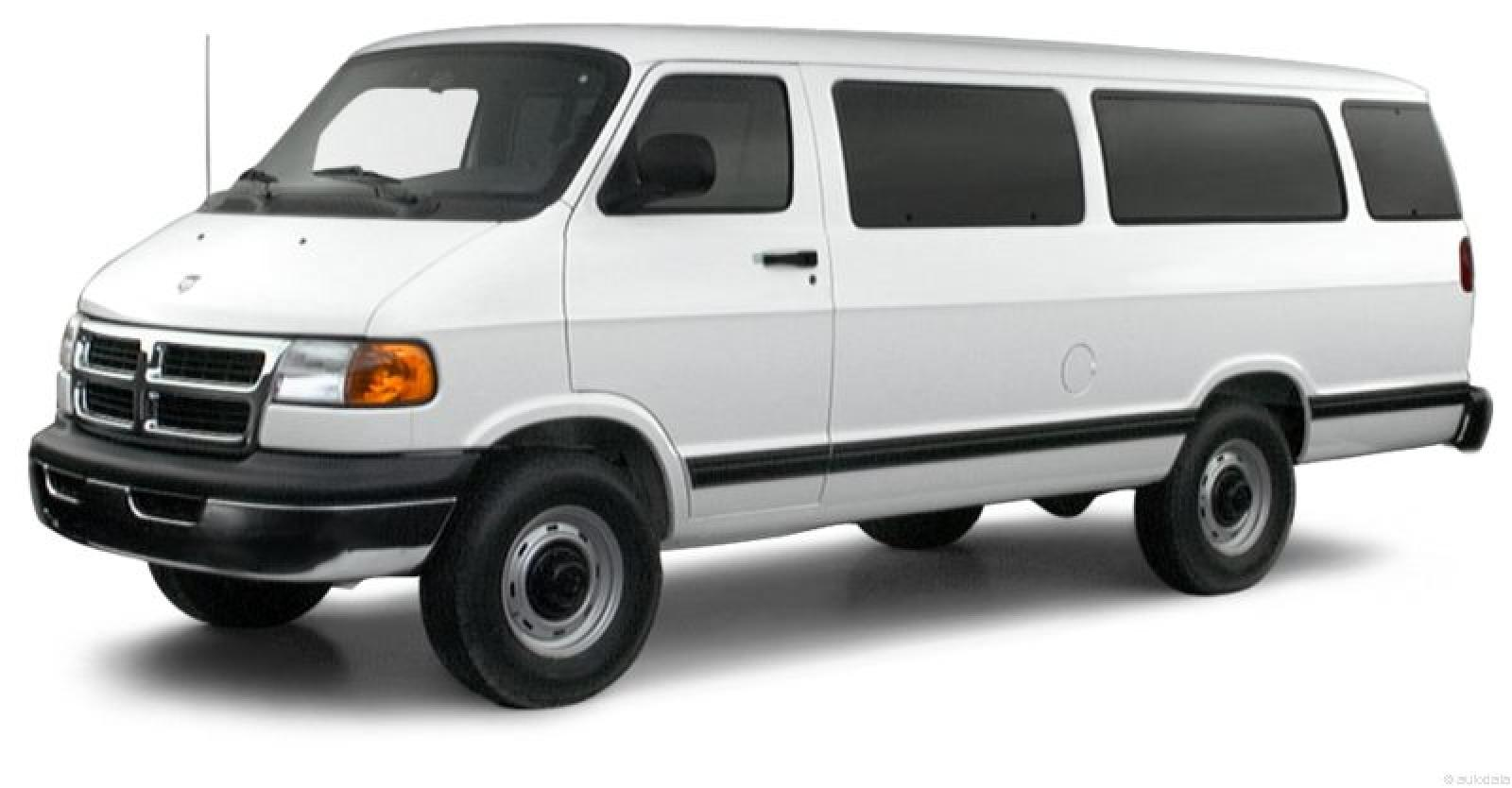 1999 dodge ram wagon information and photos zombiedrive. Black Bedroom Furniture Sets. Home Design Ideas