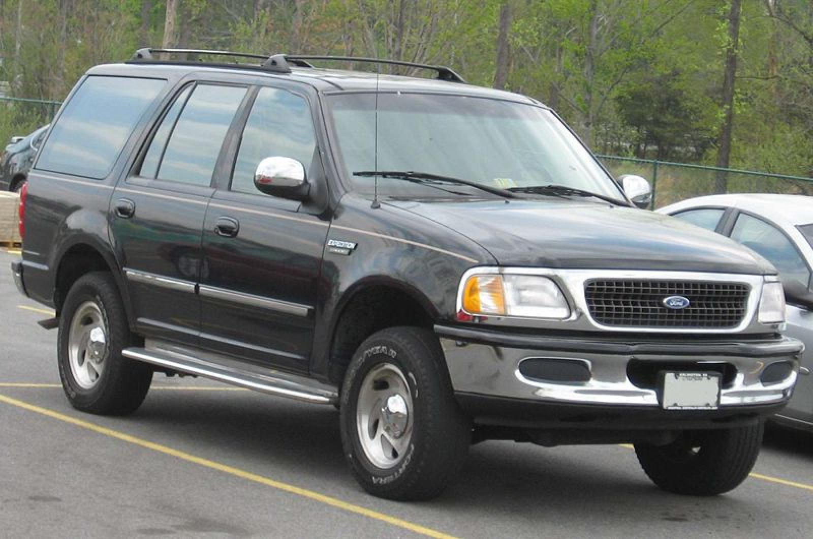 1999 ford expedition 10